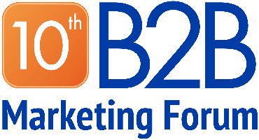 Logo B2B Marketing Forum 2019