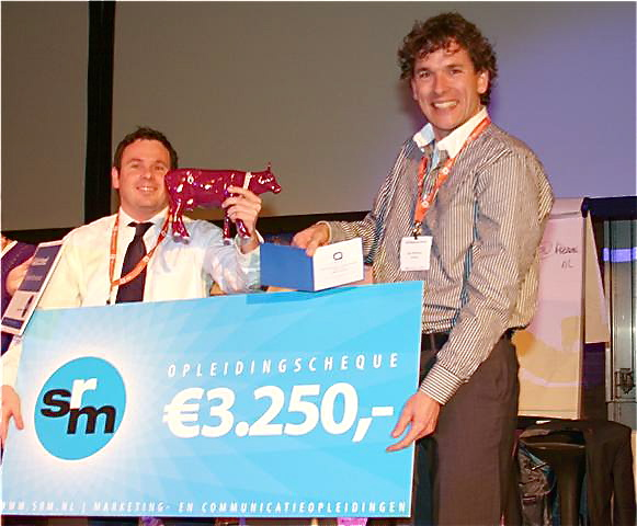 B2B Marketing Award winner 2010