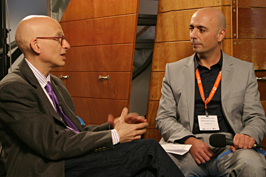 Seth Godin Interview with Shimon Ben Ayoun