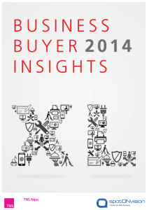 Business Buyer Insights 2014