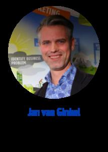 Jan van Ginkel Uitgever Management Team