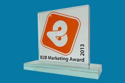 B2B Marketing Award