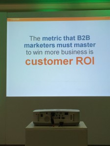 customer ROI