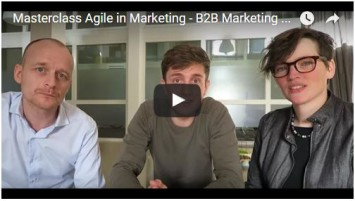 Vlog Agile in Marketing