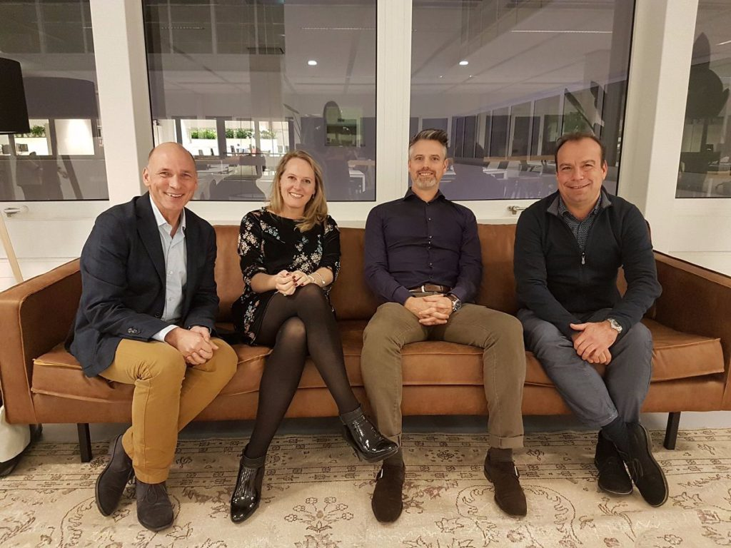 B2B Marketing Award 2018 jury
