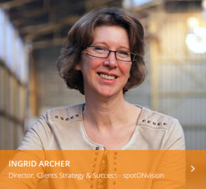 Ingrid Archer spotONvision