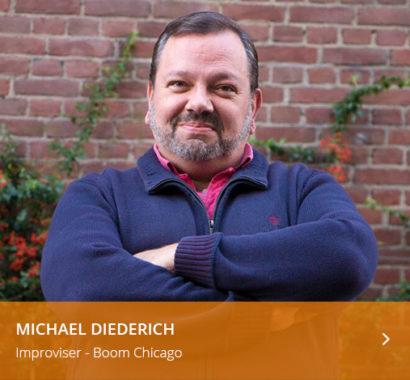 Michael Diederich Boom Chicago