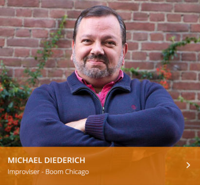 Michael Diederich Boom Chicago