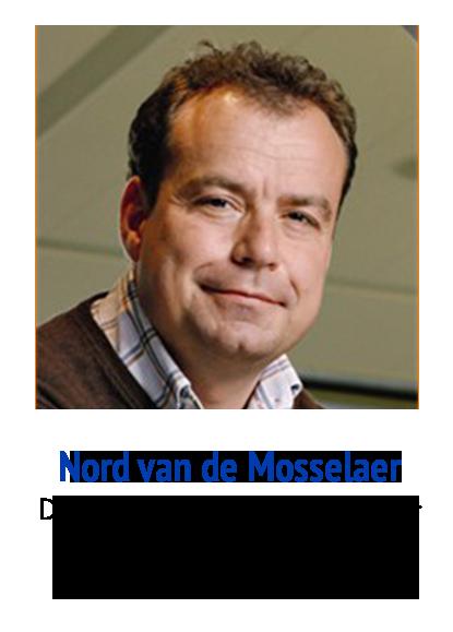 Nord van de Mosselaer Senior Marketing Manager Enterprise Market Tele2