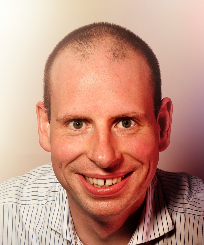 Michel Bieze web analyst B2B Nuon