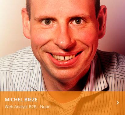 Michel Bieze spreker forum