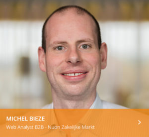 Michel Bieze Spreker B2B Marketing Forum 2018