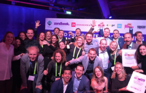 Nuon wint contentmarketing award