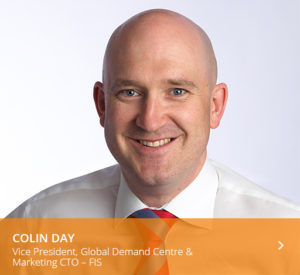 colin day spreker b2b marketing forum 2018