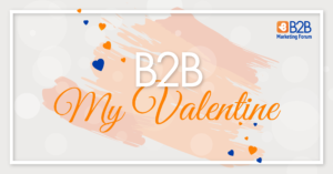 B2B Marketing Forum - Valentijnsactie
